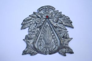 Assassins Creed Brotherhood Insignia~painted by Misikat