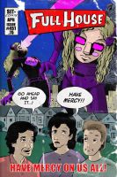 Sitcomix FULL HOUSE by steverinoz