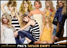 PNGs Taylor Swift by lovemysoccerplayer