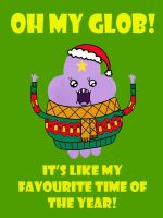 LSP christmas card 2 by Polynesiangirl