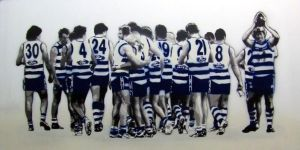 Geelong Fooball Club by kirpy