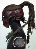 Wood elf Helmet by Valimaa