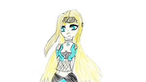 Another new Naruto oc by SailorEarth00