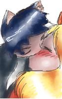 iscribble jonas and alyssa 1 by goicesong1