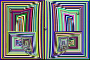 psycoart squares by ssg-McGary