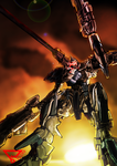 Armored Core Original Mecha by Safek