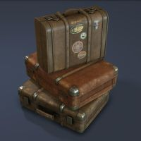 Luggage by alpinsky