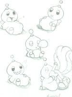 chao vores by BunearyK