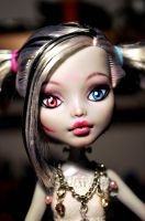 Monster high repaint ooak for sale by L63player