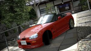 Gran Turismo 5- Initial D! Pt. 3 by Not-A-Guest