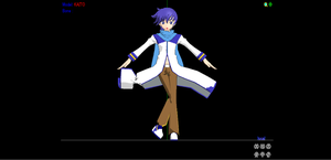 Messing With My Kaito Model XD by Japanzii