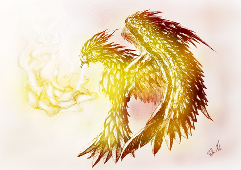 Phenix Variation by CaptainFaybs