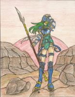 Nephenee by Xion2000