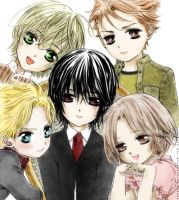 Vampire knight_Little by Neverending-Dreams