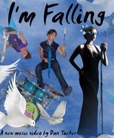 I'm Falling by strange-art-gallery