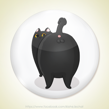The Butts Project _ Pearly by KLohE-LeChat