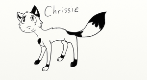 Chrissie by SparkyChan23