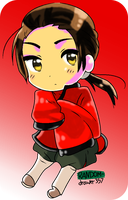 Chibi China by RANDOM-drawer357