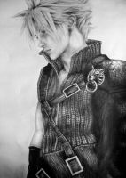 Cloud Strife by x-Kanon-Ai-x