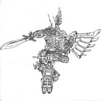 Predaking Inks by hansime