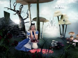 Alice in Wonderland by MelodyPictures