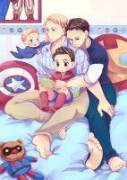 Stony superfamily fansbook cover by anubis0055