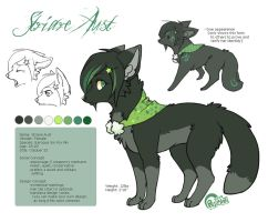 Reference: Striare Aust by Ryushay