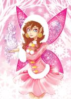 Nami - The Winter Fairy by Cooldot-