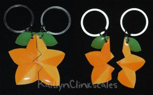 New Share a Paopu Keychains by Clinkorz