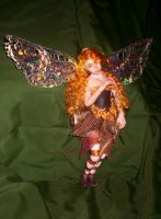 Firethorn Doll by kitttykat