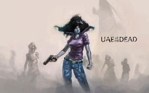 UAE of the DEAD by saint-max