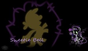 Sweetie Bell Wallpaper by InternationalTCK