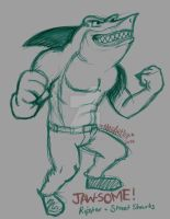 Ripster Sketch by Doks-Assistant
