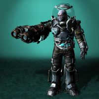 BAO A Cold, Cold Heart Mr.Freeze by ArmachamCorp