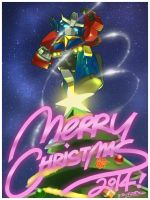 Merry Christmas 2014 by SoundWaver1984