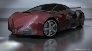 My Concept Car by Meletis