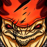 Wrex Icon by Red-Flare
