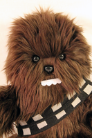 Wookie Plush by geekygamergirl