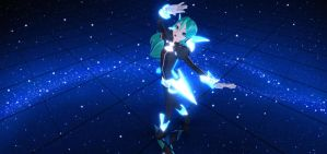 MMD - Miku Plug In Strobo Nights (Unedited Ver.) by MikuHatsune01