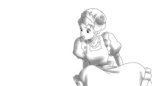 Howls Moving Castle: Sophies sister by Endette