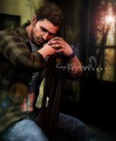 Memories 11 (Chris Redfield) by kingofshadows26