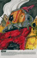 Infestation Omega Supreme by markerguru