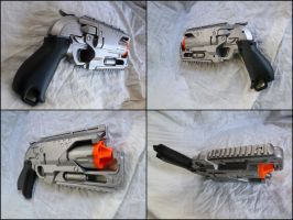 Stainless Steel Hammershot by MarcWF