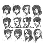 Hairstyles 04 by jaoosa