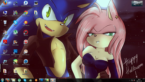New wallpaper :3 by Klaudy-na