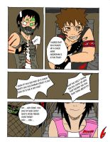 RUN: Hostile Territory Page 6 by EX388