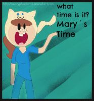 what time is it? by maryphantom11