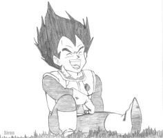 Vegeta by All-SiReN