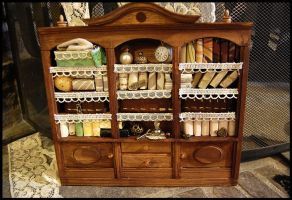 little library by lapetitedeco