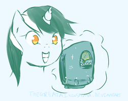 Lyra Obtained Pants by THEGREATAIKO-SAMA